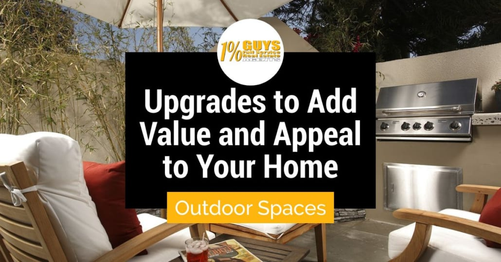 Upgrades to Add Value and Appeal to Your Home