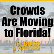 Crowds Are Moving to Florida!