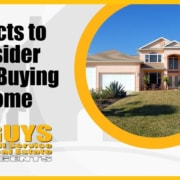 Aspects to Consider When Buying a Home